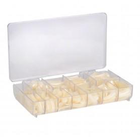 Nail Tips 500 with Nail BOX