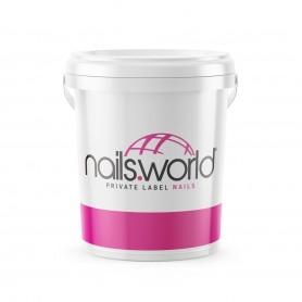 Acrylic Powder - Dark Pink (Cube)