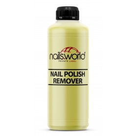 Nail Polish Remover Yellow (Scented)
