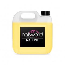 Cuticle oil (Liters)