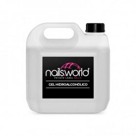 Hydroalcoholic Gel 70% Alcohol   (5 Litros)
