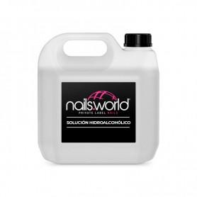 Hydroalcoholic solution 70% Alcohol (5 Litros)